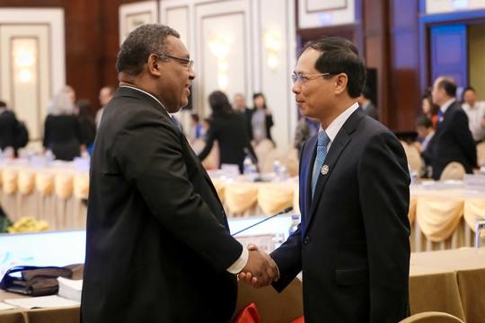 Hội nghị quan chức cấp cao mở màn tuần lễ APEC 2017 - Ảnh 2.