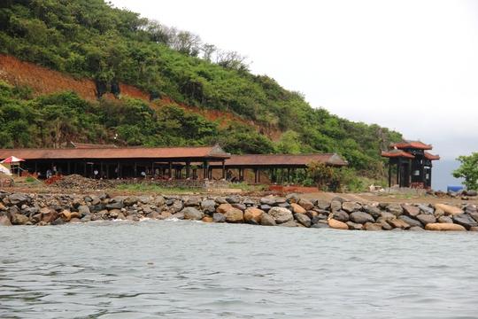 Cận cảnh hàng loạt dự án lấn biển xâu xé vịnh Nha Trang - Ảnh 11.