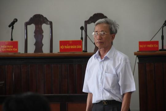 Dâm ô với trẻ em, Nguyễn Khắc Thủy lãnh án 3 năm tù giam - Ảnh 1.