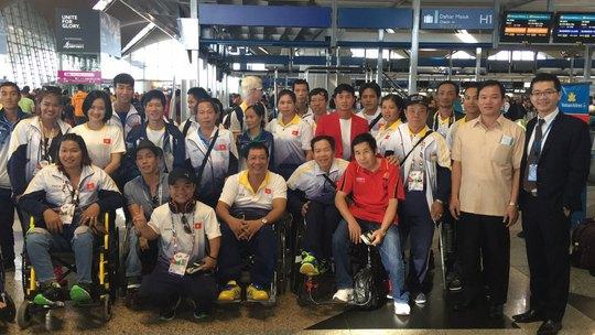 Vietnam Airlines kể chuyện phục vụ Đoàn Thể thao Việt Nam tham dự ASEAN Para Games - Ảnh 5.