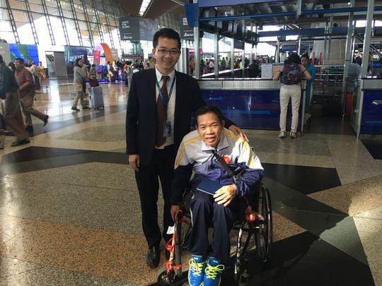 Vietnam Airlines kể chuyện phục vụ Đoàn Thể thao Việt Nam tham dự ASEAN Para Games - Ảnh 6.