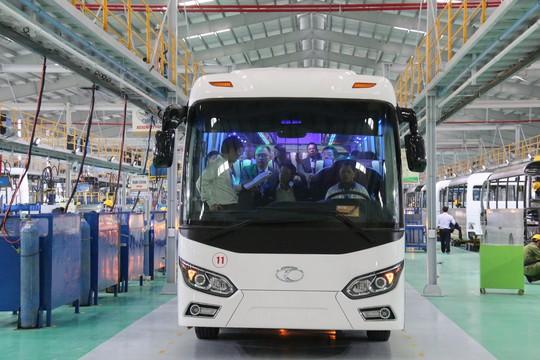 Trường Hải xuất khẩu gần 1.200 xe bus sang Thái, Đài Loan, Philippines, Campuchia - Ảnh 6.
