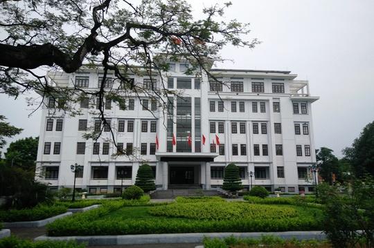 Huyện ủy Nho Quan - Ninh Bình nơi được doanh nghiệp tặng xe đi lại vì thấy khó khăn