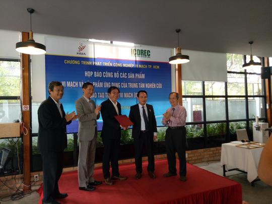 TP HCM công bố định giá các sản phẩm vi mạch - Ảnh 2.