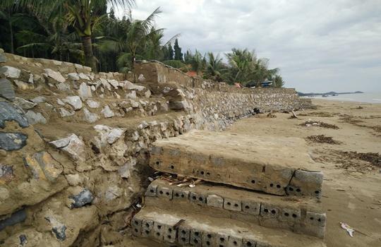 Thanh Hóa: Sau 3 ngày, thiệt hại do bão giảm gần 300 tỉ đồng - Ảnh 2.