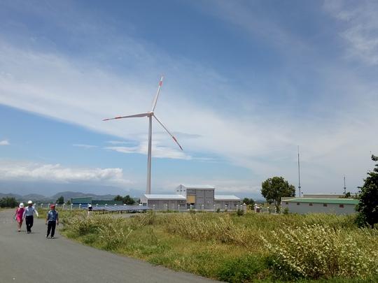 Điện gió khó hoàn vốn? - Ảnh 1.