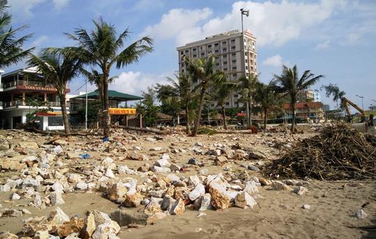 Thanh Hóa: Sau 3 ngày, thiệt hại do bão giảm gần 300 tỉ đồng - Ảnh 4.