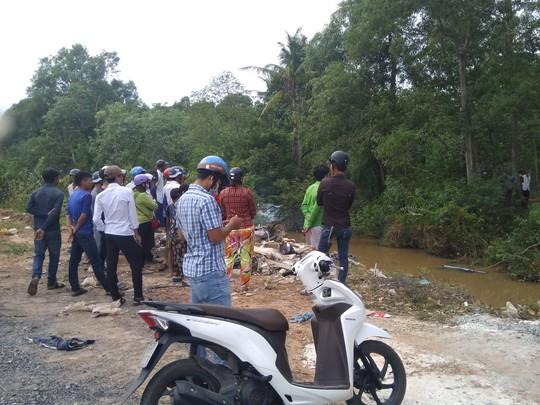 Phú Quốc: Phát hiện thi thể đang phân hủy ở suối - Ảnh 1.