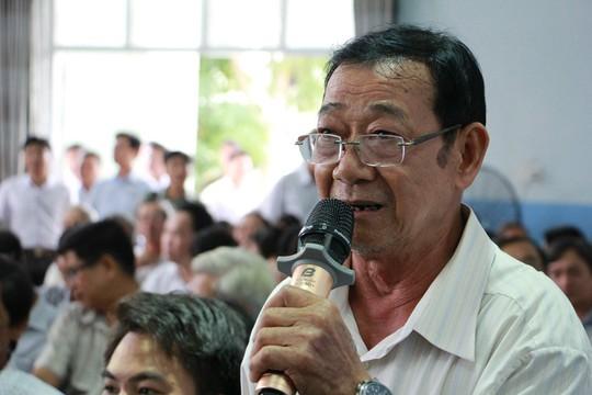 Bí thư Nguyễn Thiện Nhân: Tháng 5-2018 giải quyết dứt điểm chính sách đền bù - Ảnh 1.