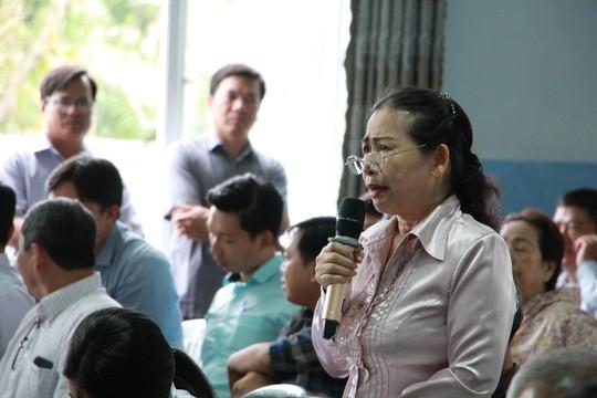 Bí thư Nguyễn Thiện Nhân: Tháng 5-2018 giải quyết dứt điểm chính sách đền bù - Ảnh 3.