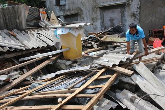 Phú Yên, Bình Định phản ứng về dự báo bão số 12 - Ảnh 2.
