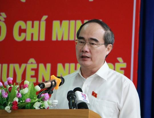 Bí thư Nguyễn Thiện Nhân: Tháng 5-2018 giải quyết dứt điểm chính sách đền bù - Ảnh 5.