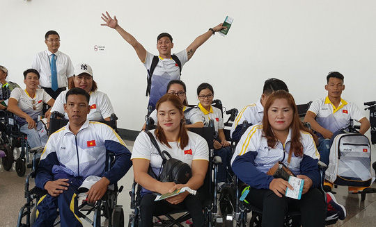 Vietnam Airlines kể chuyện phục vụ Đoàn Thể thao Việt Nam tham dự ASEAN Para Games - Ảnh 2.
