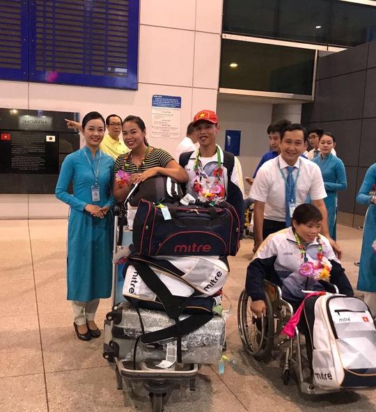 Vietnam Airlines kể chuyện phục vụ Đoàn Thể thao Việt Nam tham dự ASEAN Para Games - Ảnh 4.