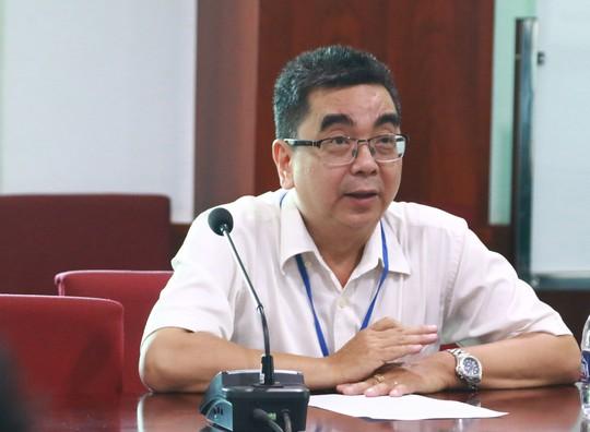 PGS.TS Nguyễn Ngọc Điện gia nhập Viện Hàn lâm Khoa học Hải ngoại - Ảnh 1.