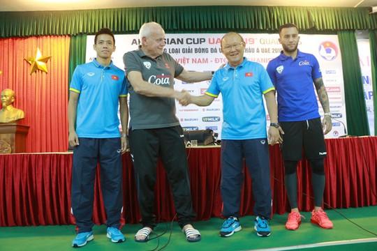 HLV Park Hang Seo tin Việt Nam đá bại Afghanistan trận ra mắt - Ảnh 3.