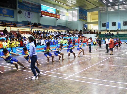 Ngày hội thể thao công đoàn Yến sào Khánh Hòa - Ảnh 1.
