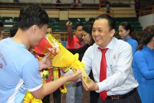 Ngày hội thể thao công đoàn Yến sào Khánh Hòa - Ảnh 8.
