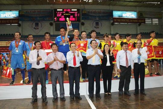 Ngày hội thể thao công đoàn Yến sào Khánh Hòa - Ảnh 9.
