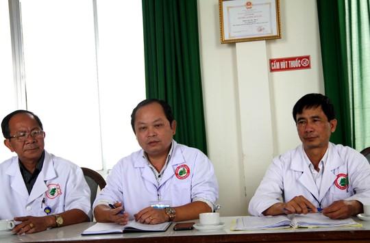 Bệnh viện Lâm Đồng nói gì về clip tố mất con do bác sĩ thiếu trách nhiệm? - Ảnh 1.