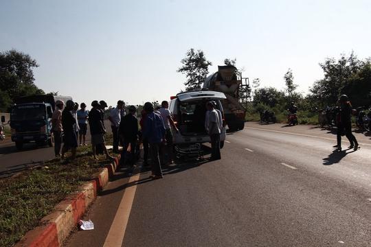 Sau 4 giờ tai nạn mới thấy nạn nhân tử vong cách hiện trường 50m - Ảnh 2.