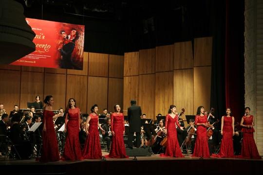 Dàn sao Pháp, Hàn, Việt khiến khán giả vỗ rát tay - Ảnh 6.