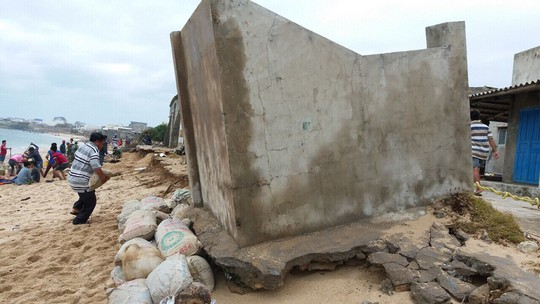 Gió mạnh dần, Côn Đảo đón 1.000 người tránh bão số 16 (Tembin) - Ảnh 14.