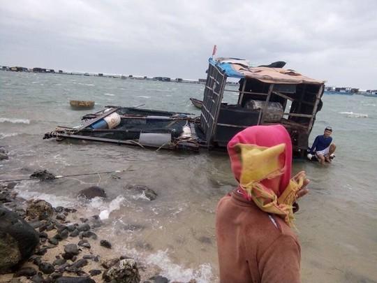 Gió mạnh dần, Côn Đảo đón 1.000 người tránh bão số 16 (Tembin) - Ảnh 16.