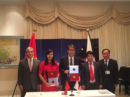 Nhật Bản hỗ trợ xây dựng bếp ăn bán trú đạt chuẩn với dự án Bữa ăn học đường - Ảnh 1.