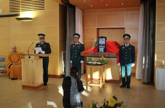 Thăng hàm thiếu tá, đề nghị phong liệt sĩ cho phi công Nguyễn Thành Trung - Ảnh 1.
