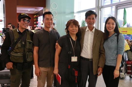 Thân nhân cựu binh Nhật Bản xúc động gặp cha đẻ ngoài 90 tuổi - Ảnh 3.