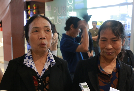 Thân nhân cựu binh Nhật Bản xúc động gặp cha đẻ ngoài 90 tuổi - Ảnh 4.