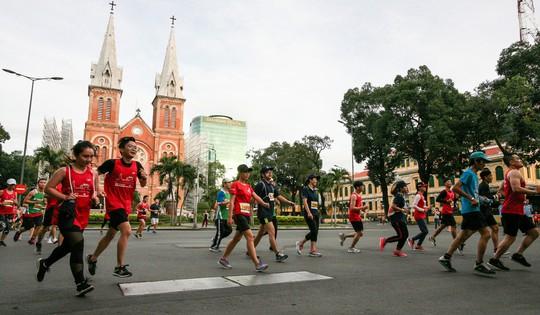 Những hình ảnh đẹp của ngày chạy đoàn kết - Ảnh 2.