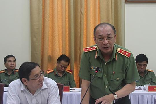 Ông Lê Đông Phong, Giám đốc Công an TP HCM