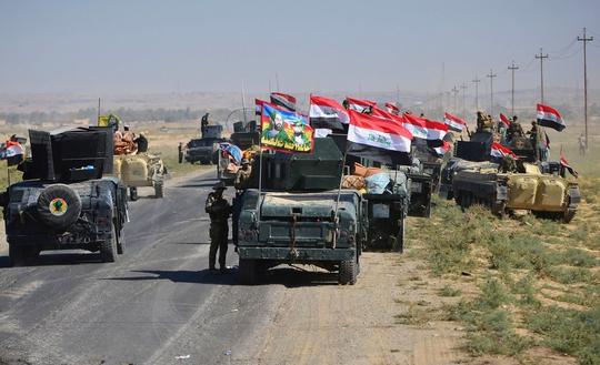 Đấu tên lửa tại khu tự trị người Kurd ở Iraq? - Ảnh 1.