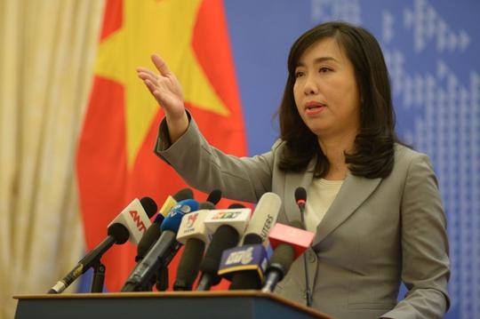 Người Phát ngôn trả lời câu hỏi về việc Việt Nam kỷ luật lãnh đạo - Ảnh 1.