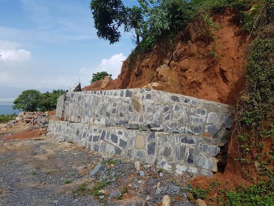 Đà Nẵng phản hồi vụ 40 móng biệt thự Sơn Trà thi công trở lại - Ảnh 2.