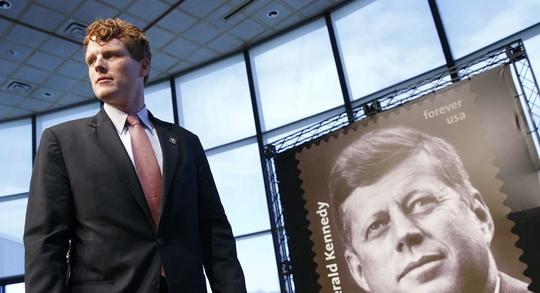 Dòng họ Kennedy trở lại - Ảnh 1.