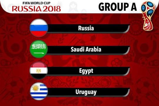 Chủ nhà Nga bị nghi ngờ dàn xếp bốc thăm World Cup 2018 - Ảnh 1.