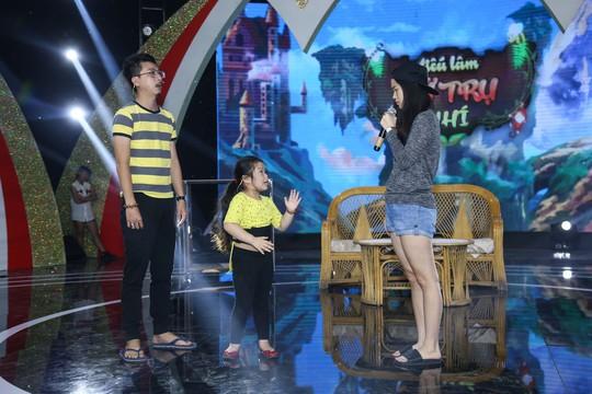Thí sinh nhí 5 tuổi thử sức với vai diễn nặng ký Thượng Dương hoàng hậu - Ảnh 4.