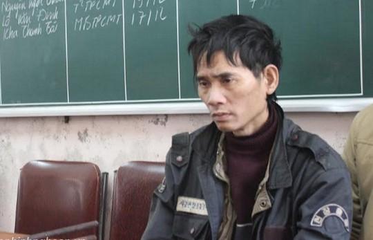 Cựu giáo viên sắm súng AK, mìn, lựu đạn để đi buôn ma túy - Ảnh 1.