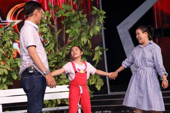 Bào Ngư lần đầu khoe diễn xuất trong Sao Nối Ngôi phiên bản thiếu nhi - Ảnh 2.