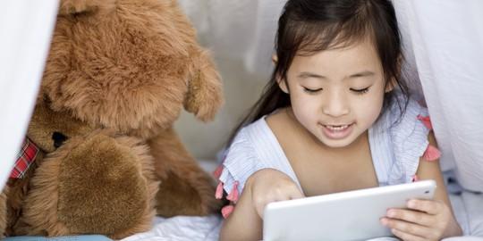 Tác hại của màn hình cảm ứng đối với trẻ nhỏ - Ảnh 4.