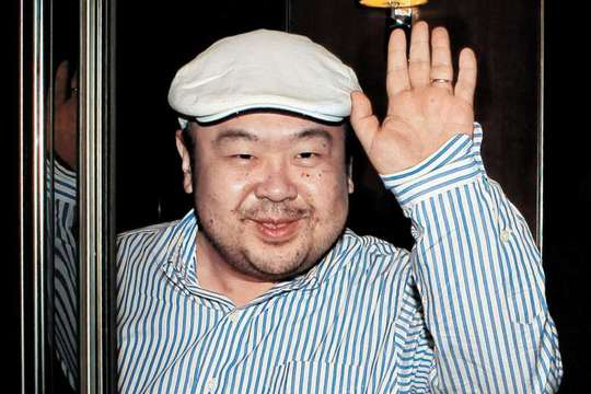 Ông Kim Jong-nam. Ảnh: REUTERS