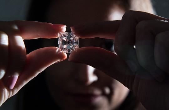 Kim cương khổng lồ giá 33,7 triệu USD - Ảnh 2.