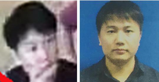Kim Uk Il. Ảnh: Cảnh sát Malaysia