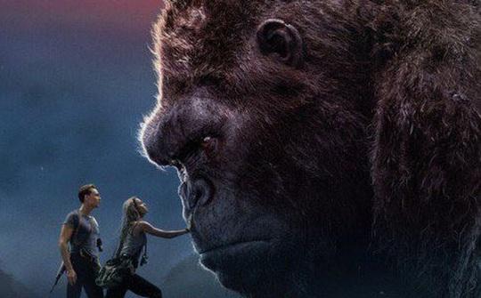 Bộ phim bom tấn Kong: Skull Island đang gây sốt trên toàn thế giới