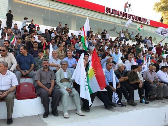 Iraq, Tây Ban Nha đối mặt bài toán đòi độc lập - Ảnh 1.