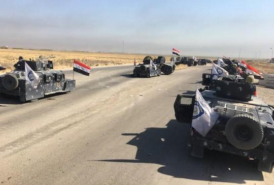 Đấu tên lửa tại khu tự trị người Kurd ở Iraq? - Ảnh 2.