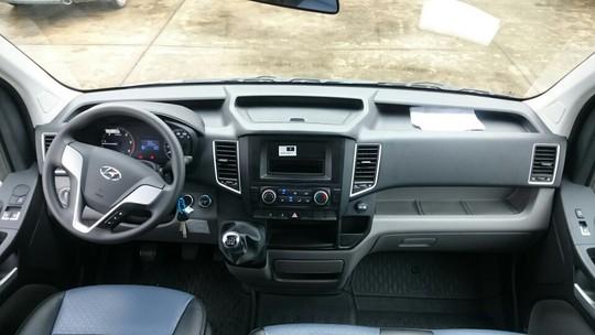 Hyundai Solati 16 chỗ hoàn toàn mới ra mắt tại Việt Nam